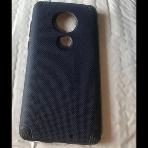 Moto G7 case BNWT with screen protector